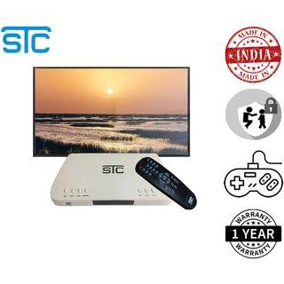 Buy STC S-600 DD Free Dish Branded MPEG-2 Set-Top Box - Lifetime