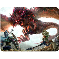 God Of War 3 Mouse Pad By Shopkeeda