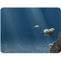 League Of Legends Wukong Mouse Pad By Shopkeeda
