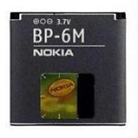 100% Originally NEW BP-6M BP6M BP 6M Battery For Nokia Mobile