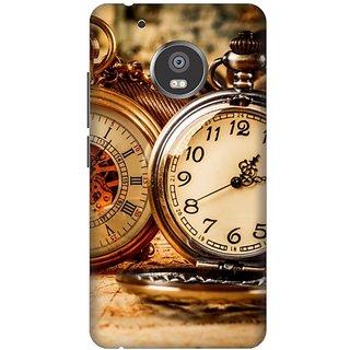 Akogare Back Cover For Motorola Moto G5 Plus BAEMOG51429