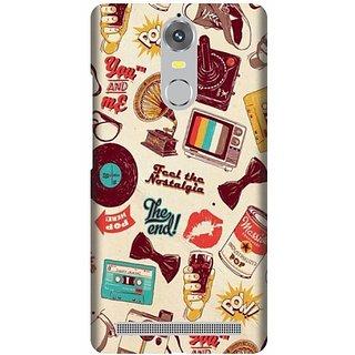 Akogare Back Cover For Lenovo Vibe K5 Note BAELK5N1422