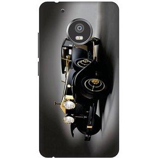 Akogare Back Cover For Motorola Moto G5 Plus BAEMOG51424
