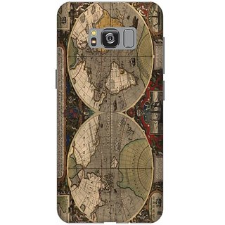 Akogare Back Cover For Samsung Galaxy S8 BAESS81425