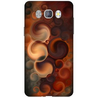 Akogare 3D Back Cover For Samsung Galaxy On 8 BAESON81547