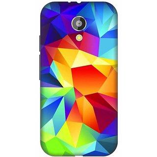 Akogare 3D Back Cover For Motorola Moto G2 BAEMOG21548