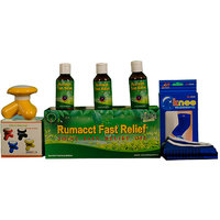 Rumacct Fast Relief Oil For All Muscular Pain And Joint Pain