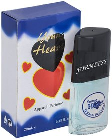 Carrolite Young Heart Blue 20ML Perfume