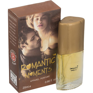 Carrolite Romantic Moments Unisex Perfume (20 ml) - Set Of 1
