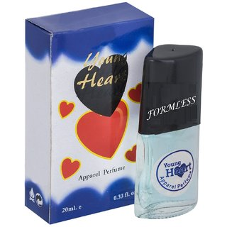 Carrolite Young Heart Blue 20ML Perfume