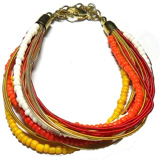 Beadworks Multi-color Bracelet For Women