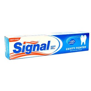 IMPORTED SIGNAL - CAVITY FIGHTER TOOTHPASTE - 120 ML