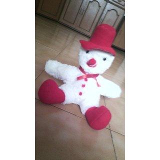 Snow Men Teddy Bear