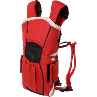 NHR 4-in-1 Baby Red Big Carrier