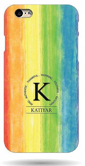 Buy Yubingo Oppo F3 Designer Phone Back Case Cover Monogram With Beautifully Written Surname Katiyar Online 449 From Shopclues