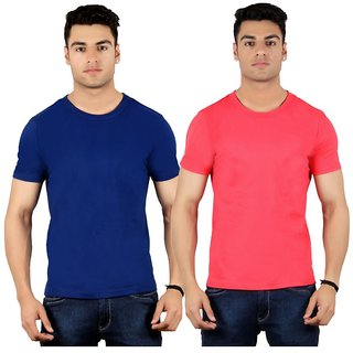 Diaz Multi Round T Shirt Pack Of 2