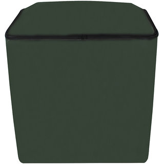 Glassiano military colored Waterproof & Dustproof washing machine cover for all SANSUI Semi automatic top load 5.5Kg-8.5kg washing machine
