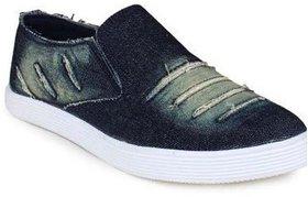 Aadi New Look Denium Casual Shoes