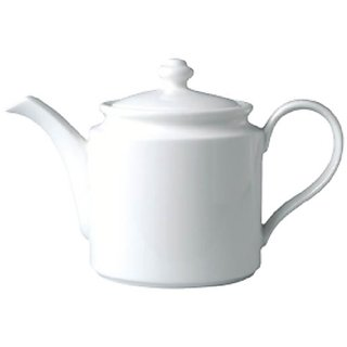 Rak Banquet White Colour Tea Pot With Lid Breakfast Set DNR100174