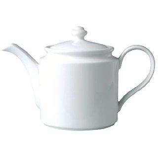 Rak Banquet White Colour Tea Pot With Lid Breakfast Set DNR100175