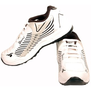Regulus Running Sports Shoes L-106 (White  Black)