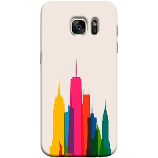 FUSON Designer Back Case Cover for Samsung Galaxy S7 Edge :: Samsung Galaxy S7 Edge Duos :: Samsung Galaxy S7 Edge G935F G935 G935Fd  (Designs Have Emerged From Different Parts Of The World)