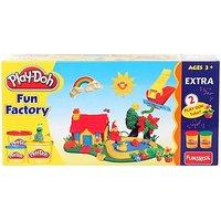 FUNSKOOL PLAY-DOH FUN FACTORY