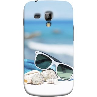 Buy Fuson Designer Back Case Cover For Samsung Galaxy S Duos 2 S7582 Samsung Galaxy Trend Plus S7580 Summer Vacation Beach Mobile Wallpaper Blue Sky Online 520 From Shopclues