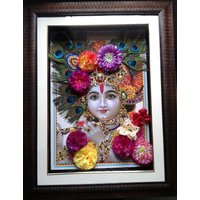 Decorative Lord Krishna Wall Painting