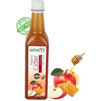 Naturyz Apple Cider Vinegar With Honey, Mother Vinegar,