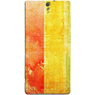 FUSON Designer Back Case Cover for Sony Xperia C5 Ultra Dual :: Sony Xperia C5 E5533 E5563 (Colors Colorful Abstract Painting Art Vector Painted )