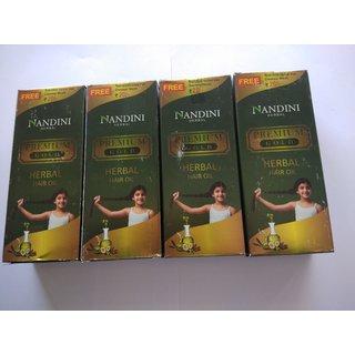 Nandini Premium Herbal Hair oil ( pack of 2 )