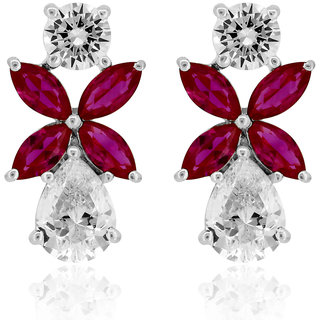Joal Pink Studs For Women