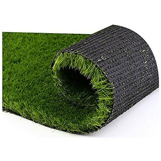 Best Artificial Grass (1.5 X 2 Feet) For Balcony or Doormat, Soft and Durable Plastic Turf Carpet Mat, Artificial Grass