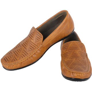 Running Rider Men's Brown Casual shoes
