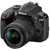 Nikon D3400 w/ AFP 18-55 VR