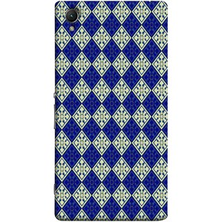 FUSON Designer Back Case Cover for Sony Xperia M4 Aqua :: Sony Xperia M4 Aqua Dual (Best Wallpaper Nice Colourful Drawing Borders Cloth)