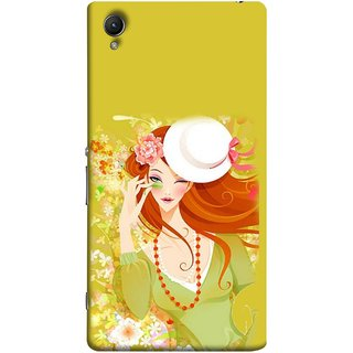 FUSON Designer Back Case Cover for Sony Xperia M4 Aqua :: Sony Xperia M4 Aqua Dual (Baby Couples Nice Quotes Happy Lovely Hard Kisses )