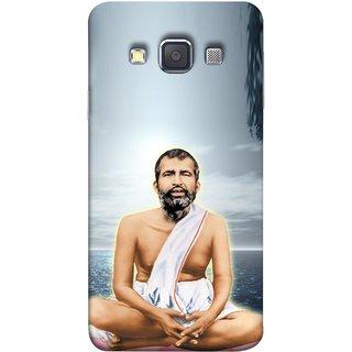 FUSON Designer Back Case Cover for Samsung Galaxy A3 (2015) :: Samsung Galaxy A3 Duos (2015) :: Samsung Galaxy A3 A300F A300Fu  A300F/Ds A300G/Ds A300H/Ds A300M/Ds (King Beautiful Frame God His Mission Blesses Eagle)