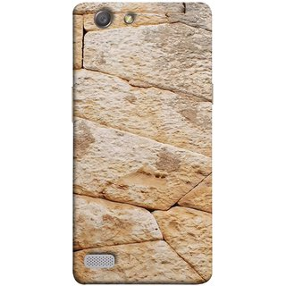 ... FUSON Designer Back Case Cover for Oppo Neo 7 Oppo A33 Irregular Shapes