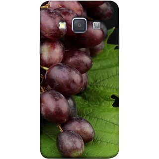 FUSON Designer Back Case Cover for Samsung Galaxy A3 (2015) :: Samsung Galaxy A3 Duos (2015) :: Samsung Galaxy A3 A300F A300Fu  A300F/Ds A300G/Ds A300H/Ds A300M/Ds (Nature Farm Wine Organic Farm Agriculture Autumn )