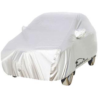 Autofurnish 100% Water Resistant Car Body Cover For Mitsubishi Lancer Evolution - Parkin Silver