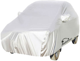 100 Water Resistant Car Body Cover For Tata Indica V2 - Parkin Silver