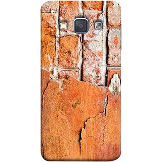 FUSON Designer Back Case Cover for Samsung Galaxy A5 (2015) :: Samsung Galaxy A5 Duos (2015) :: Samsung Galaxy A5 A500F A500Fu A500M A500Y A500Yz A500F1/A500K/A500S A500Fq A500F/Ds A500G/Ds A500H/Ds A500M/Ds A5000 (Peeling Plaster Bricks White Cement Brok
