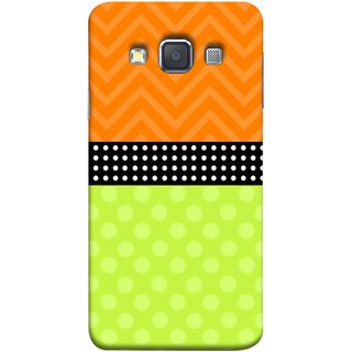 FUSON Designer Back Case Cover for Samsung Galaxy A5 (2015) :: Samsung Galaxy A5 Duos (2015) :: Samsung Galaxy A5 A500F A500Fu A500M A500Y A500Yz A500F1/A500K/A500S A500Fq A500F/Ds A500G/Ds A500H/Ds A500M/Ds A5000 (Pack Craft PaperWhite Dots On Black Bac