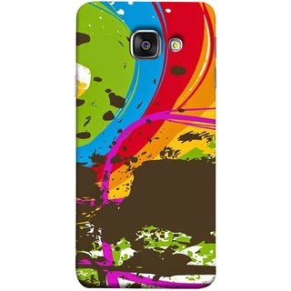 FUSON Designer Back Case Cover for Samsung Galaxy A5 (6) 2016 :: Samsung Galaxy A5 2016 Duos :: Samsung Galaxy A5 2016 A510F A510M A510Fd A5100 A510Y :: Samsung Galaxy A5 A510 2016 Edition (Forest Nature Whimsical Fantasy Fine Art Spots)