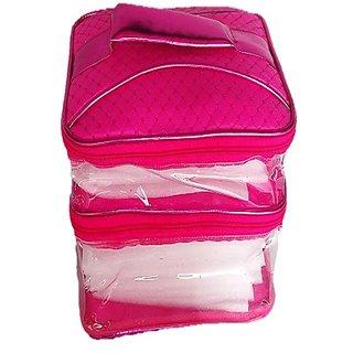 Napurse Make Up Kit Vanity Cosmetic 005 Box Pink