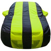 Autofurnish Stylish Yellow Stripe Car Body Cover For Re
