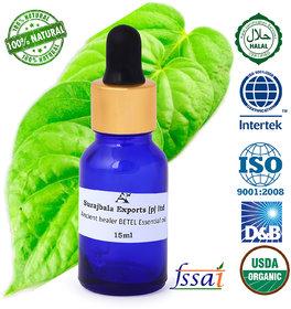 Ancient Healer 100% Pure Betel Essential  Oil 15 Ml