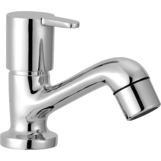 SSS - Pillar Cock/Wash Basin Tap Foam Flow (Type - Fusion, Material  -Brass)